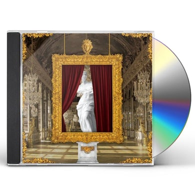 Diana BEHIND THE CURTAIN CD