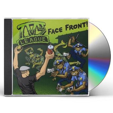 Ivy League FACE FRONT CD