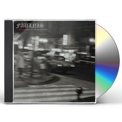 Faulnis GEHIM ZWISCHEN WAHN UND SINN CD