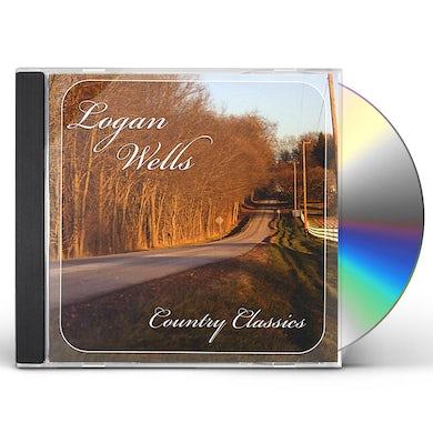 Logan Wells COUNTRY CLASSICS CD