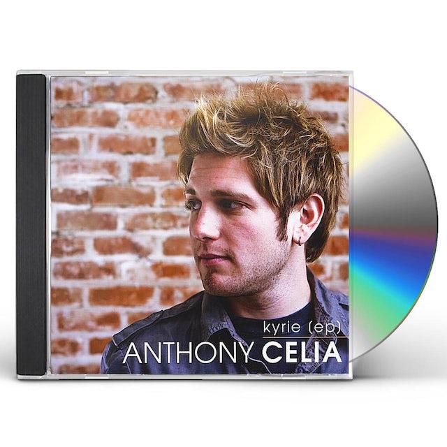 Anthony Celia KYRIE EP CD
