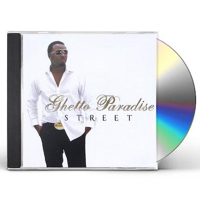 Street GHETTO PARADISE CD