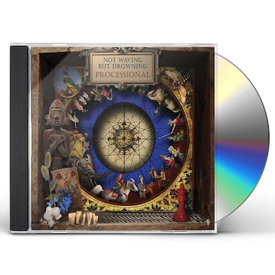 Not Waving But Drowning PROCESSIONAL CD
