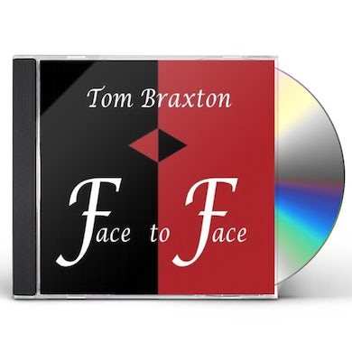 Tom Braxton FACE TO FACE CD