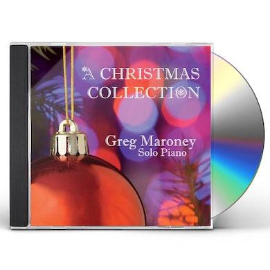 Greg Maroney CHRISTMAS COLLECTION CD