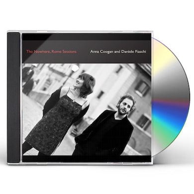 Anna Coogan NOWHERE ROME SESSIONS CD