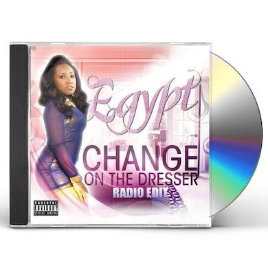 EGYPT CHANGE ON THE DRESSER (RADIO EDIT) CD