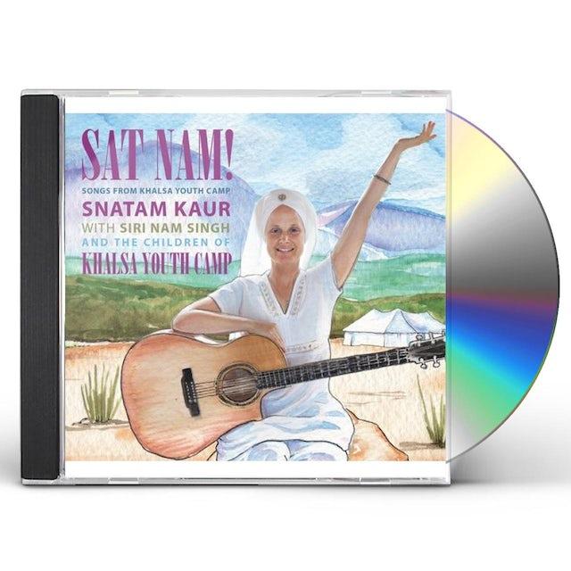 Snatam Kaur SAT NAM CD
