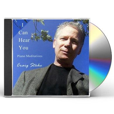 Craig Stuke I CAN HEAR YOU CD