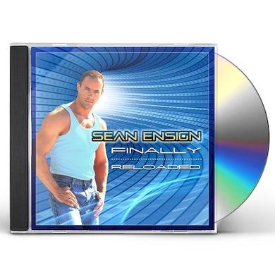 Sean Ensign FINALLY: RELOADED CD