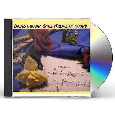 David Brown SATIN SHEETS CD