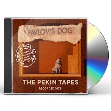 Pavlov's Dog PERKIN TAPES CD