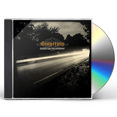 Gingerpig GHOST ON THE HIGHWAY CD