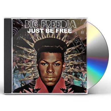 Big Freedia JUST BE FREE CD