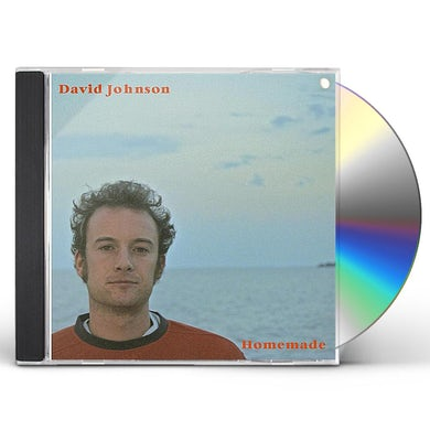 David Johnson HOMEMADE CD