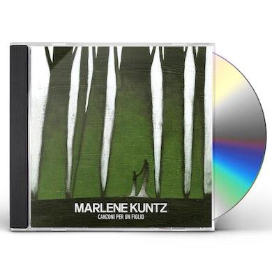 Marlene Kuntz CANZONI PER UN FIGLIO CD