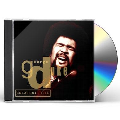 GEORGE DUKE GREATEST HITS CD