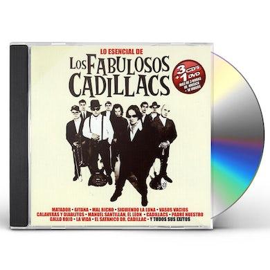 FABULOSOS CADILLACS LO ESENCIAL DE CD
