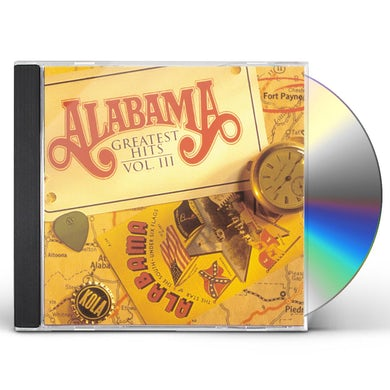 Alabama GREATEST HITS 3 CD