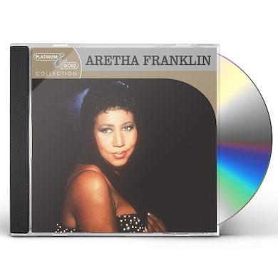 Aretha Franklin   PLATINUM & GOLD COLLECTION CD