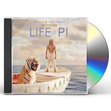 Mychael Danna LIFE OF PI / O.S.T. CD