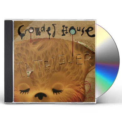 Crowded House INTRIGUER CD