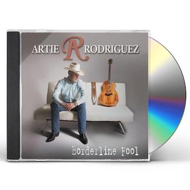 BORDERLINE FOOL CD