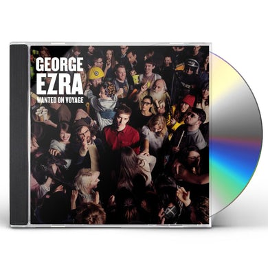 George Ezra WANTED ON VOYAGE CD