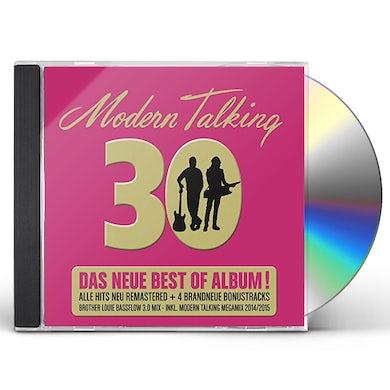 Modern Talking 30 CD