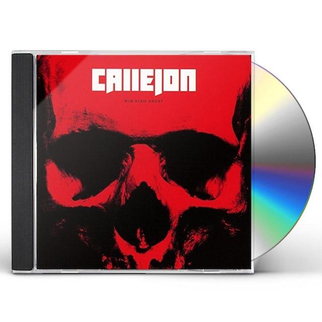 Callejon WIR SIND ANGST CD