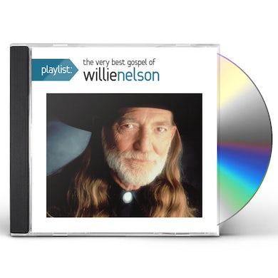 PLAYLIST: THE VERY BEST GOSPEL OF WILLIE NELSON CD