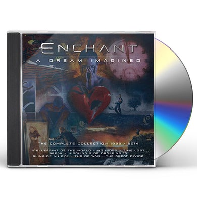 ENCHANT DREAM IMAGINED CD