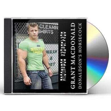 Grant MacDonald DONALDSON'S HORSECOCK CD