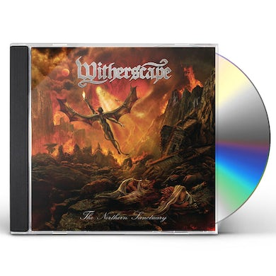 Witherscape NORTHERN SANCTUARY CD