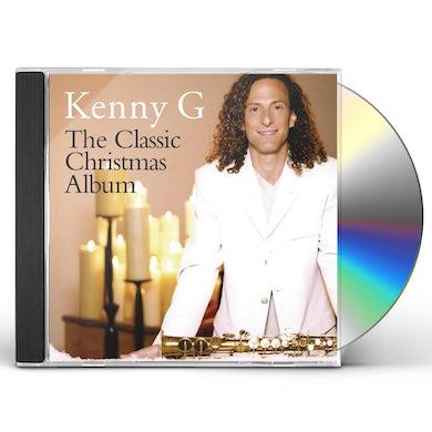 Kenny G CLASSIC CHRISTMAS ALBUM CD