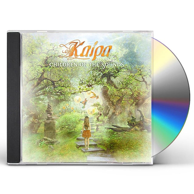 KAIPA CHILDREN OF THE SOUNDS CD