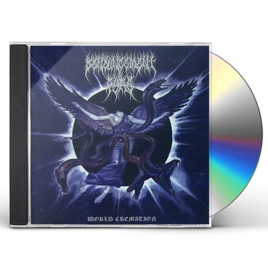 DENOUNCEMENT PYRE WORLD CREMATION CD