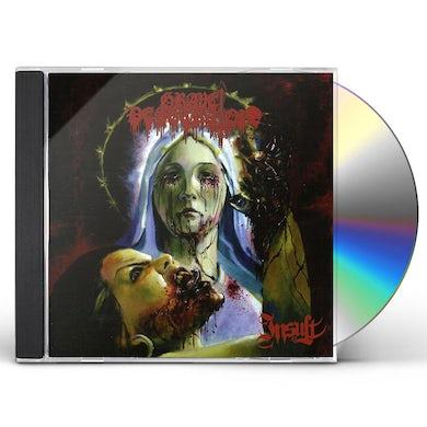 Grave Desecrator INSULT CD