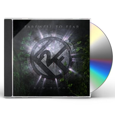 Farewell 2 Fear NEW BLOOD CD