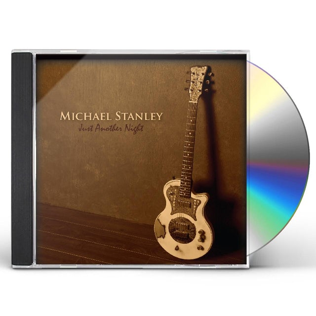 Michael Stanley JUST ANOTHER NIGHT CD
