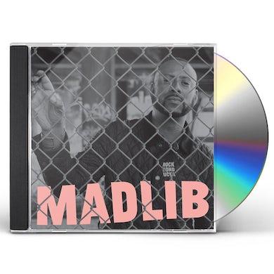 Madlib ROCK KONDUCTA CD