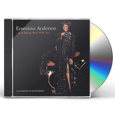 Ernestine Anderson I LOVE BEING HERE WITH YOU CD