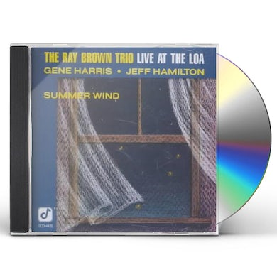 Ray Brown SUMMER WIND CD