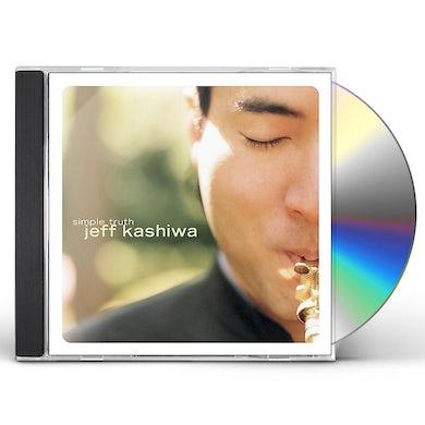 Jeff Kashiwa SIMPLE TRUTH CD