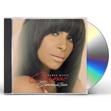 Teedra Moses COGNAC & CONVERSATION CD