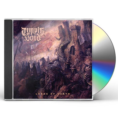 Temple Of Void LORDS OF DEATH CD