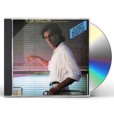 Peter Schilling FEHLER IM SYSTEM CD
