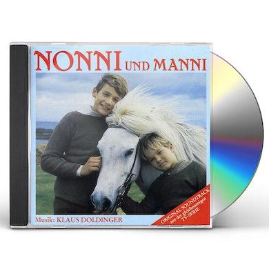 Klaus Doldinger NONNI UND MANNI CD