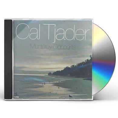 Cal Tjader MONTEREY CONCERTS CD