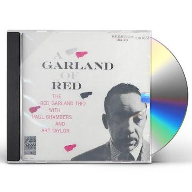 Red Garland GARLAND OF RED CD